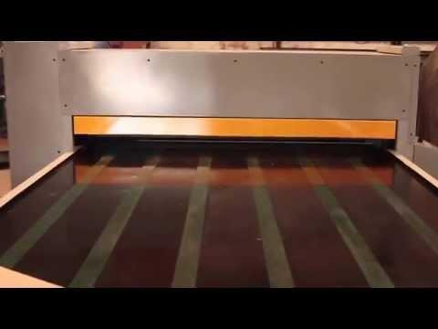 Máquina para Cartonagem: Corte & Vinco Plana 1600x2000