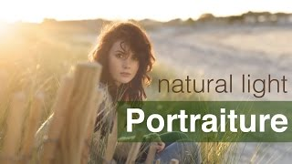 getlinkyoutube.com-Natural Light Portraiture - Get A Little Known Secret!