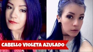 getlinkyoutube.com-♥ CABELLO VIOLETA ♥