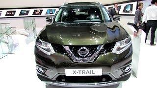 getlinkyoutube.com-2015 Nissan X-Trail Diesel - Exterior and Interior Walkaround - Debut at 2014 Geneva Motor Show