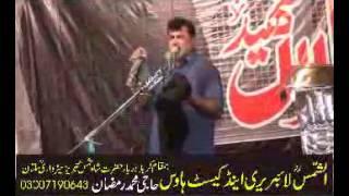 getlinkyoutube.com-Zakir Haji Nasir  Abbas notak  majlis 10 April 2015 1st Barsi Allama Nasir Abbas Multan