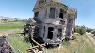 Watsonville Haunted House...Redman House