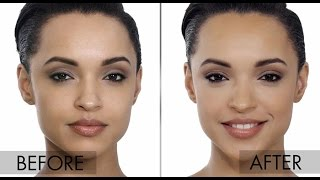 getlinkyoutube.com-How to Use the New Ultra HD Stick Foundation by MAKE UP FOR EVER| Sephora