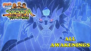 getlinkyoutube.com-Naruto Shippuden Ultimate Ninja Storm Revolution All Awakenings