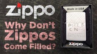 getlinkyoutube.com-Zippo - Why Don't Zippos Come With Fluid?