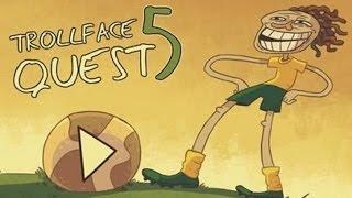 getlinkyoutube.com-FUTBOLCU!! - Trollface Quest #5