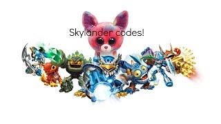 getlinkyoutube.com-Skylander Codes! l TAAOCAP