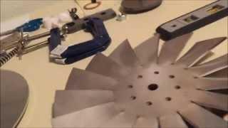 getlinkyoutube.com-Building a Jet Engine: Building the Compressor