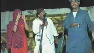 getlinkyoutube.com-sindhi comedy seen1  g n bhand     abid behrani