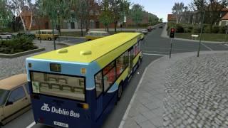getlinkyoutube.com-Omsi Bus Simulator Man NL 202 Dublin Bus Route 11 to Wadelia Park