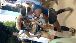 Famous Kurathi Dance In Village Kovil Function Midnight Karakattam HD 720p 2018