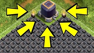 getlinkyoutube.com-Clash of Clans - NEVER LOSE DARK ELIXIR! MAXIMUM PROTECTION (NEW Town Hall 9 Base!)