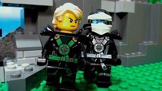 LEGO Ninjago Curse of Morro EPISODE 7 - Ghost Busting!