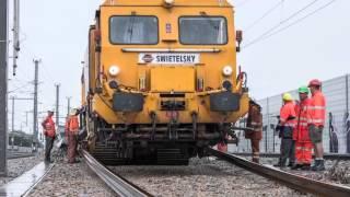 getlinkyoutube.com-Swietelsky Bahnbau Hauptbahnhof Wien