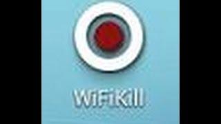 getlinkyoutube.com-برنامج Wifi kill قطع النت عن من معك بالراوتر ومعرفة اي مواقع يتصفحون