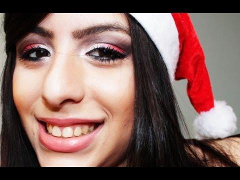 Maquiagem Mamãe Noel ♡ Especial Natal