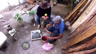 getlinkyoutube.com-Reportajes de Alvarado - Artesanía en piedra de río