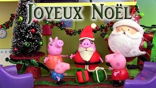 getlinkyoutube.com-Peppa Pig Noël 2015 Pâte à modeler Play Doh Christmas Chupa Chups Surprise Eggs