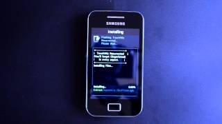 getlinkyoutube.com-How To update Samsung S5830i Galaxy Ace To KitKat Android