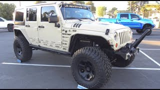 getlinkyoutube.com-Nothing but JEEPS (and some girls) :SEMA Las Vegas