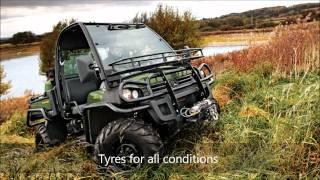 getlinkyoutube.com-John Deere Gator XUV 855D Diesel 4x4