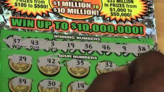 getlinkyoutube.com-$30 Scratch Off - Georgia Lottery
