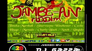 getlinkyoutube.com-Jambe An Riddim - Final Mix - March 2015 -Techniques Records - By Dj Gazza