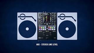Rane Seventy-Two Feature Overview  - Mixer Functions & Controls width=