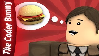 getlinkyoutube.com-Life in Roblox (Animation): Burger Blox