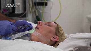 Endotracheal intubation for plastic surgery