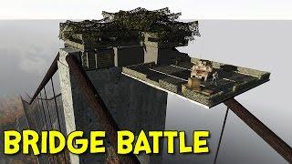 getlinkyoutube.com-BATTLE OF THE BRIDGE! - Arma 2: DayZ Mod - Ep.48