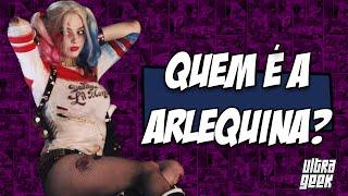 Quem é a Arlequina? História e Origem - Ultra Geek