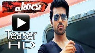 Yevadu Official Teaser Full HD - First Look - Ram Charan, Shruthi Hassan, Amy Jackson