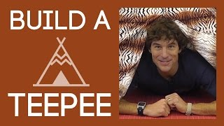 getlinkyoutube.com-How to Build a Teepee: Easy Sewing Project with Rob Appell of Man Sewing