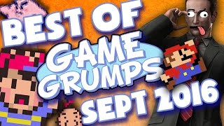 getlinkyoutube.com-BEST OF Game Grumps - September 2016