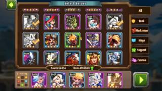 getlinkyoutube.com-Magic Rush Heroes - Intensivo de dicas para a ARENA