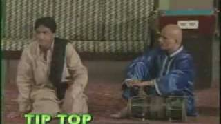 getlinkyoutube.com-Punjabi Funny Qawali-Babu Baral and shoki Khan