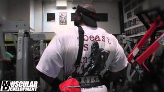 getlinkyoutube.com-IN THE TRENCHES - DEXTER JACKSON TRAINS BACK