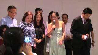 香港宝石集团洛杉矶会议之三 招待晚宴