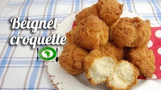 getlinkyoutube.com-Recette beignet croquette
