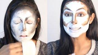 Highlight, Contour and Baking Makeup Tutorial HILARIOUS!