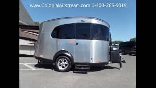 getlinkyoutube.com-2017 Airstream Basecamp 16NB Small Light Weight Travel Camping Trailer