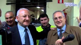 Lotito, De Luca, Mendicino e Moro commentano la promozione della Salernitana
