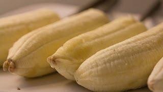 getlinkyoutube.com-Co znajduje się w czarnych końcówkach bananów? [Specjalista radzi]