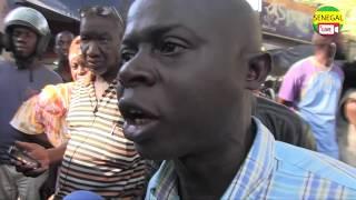Marche de l'opposition en colère, Des Arrestatation enregistrès , Le film du sit-in de l'opposition