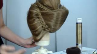getlinkyoutube.com-Peinado para campeonato de peluqueria-pedido Gossiplovediva