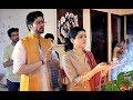 Rakesh Bapat and Ridhi Dogra Ganapti Celebrations 2017