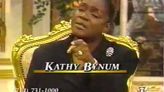 getlinkyoutube.com-Juanita Bynum and her older sister Kathy Bynum - Powerful Testimony