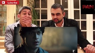 FAN Trailer Reaction! | (Shahrukh Khan)