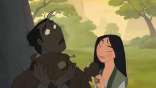 getlinkyoutube.com-Mulan 2 - Mushu's attempts to break up a happy couple